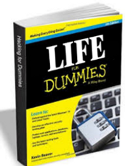 Mon. 5th April (am) - Life for Dummies