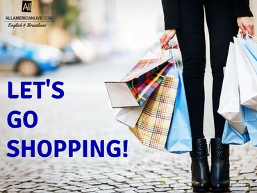 Vocabulary: GOING SHOPPING