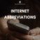 TMI, IKR, NSFW, TBH | Internet Language