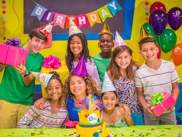 Birthday Party Vocabulary!
