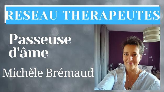 Passeuse d'âme - Michèle Brémaud