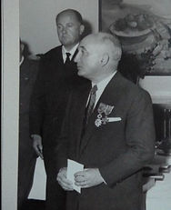 Léonce Dussarrat résistant landais