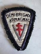 Demi Brigade Armagnac à Gabarret dans les Landes