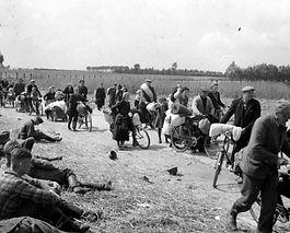 L'exode de 1940