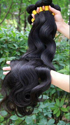 LOOSE WAVE HUMAN HAIR 22 INCHES