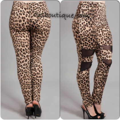 CHEETAH TIGHTS
