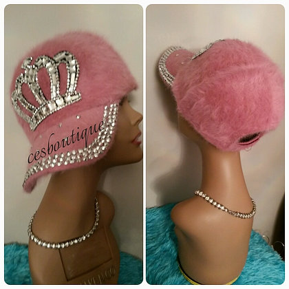 ROYAL CROWN HAT