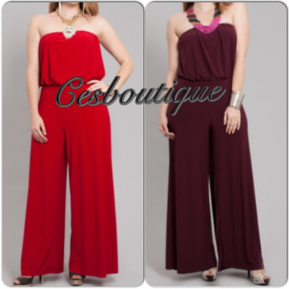 SMOKY JUMPSUIT