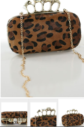 leopard lady ( SOLD OUT )