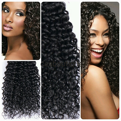 INDIAN HUMAN HAIR DEEP CURLS