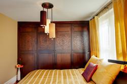 Custom Closet Doors / Ambient Light
