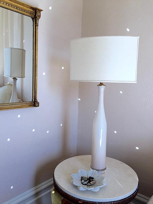 Custom Lamp from a Vase