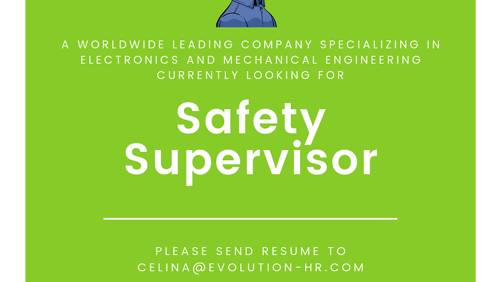 Safety Supervisor