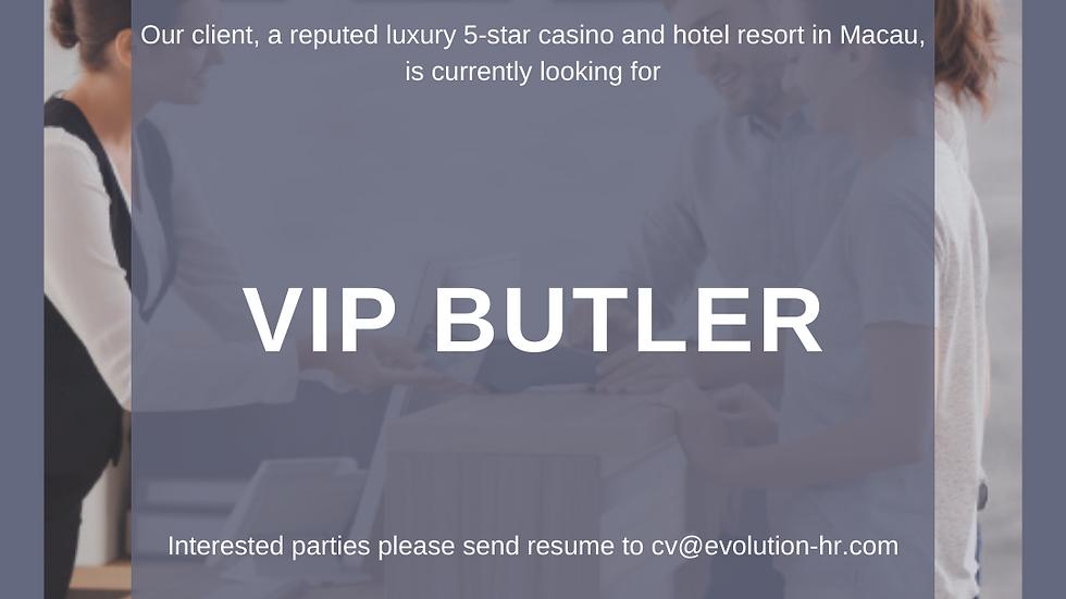 VIP Butler