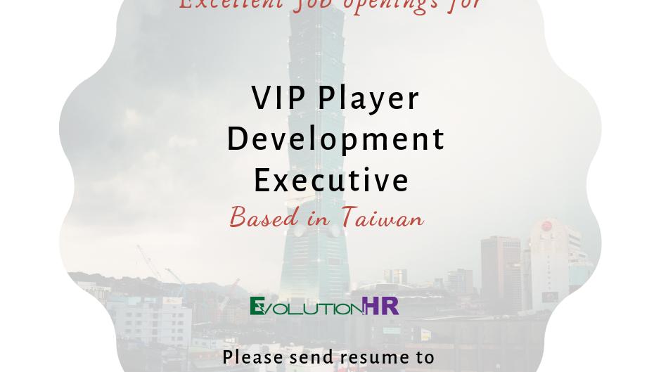 VIP Player Development Executive