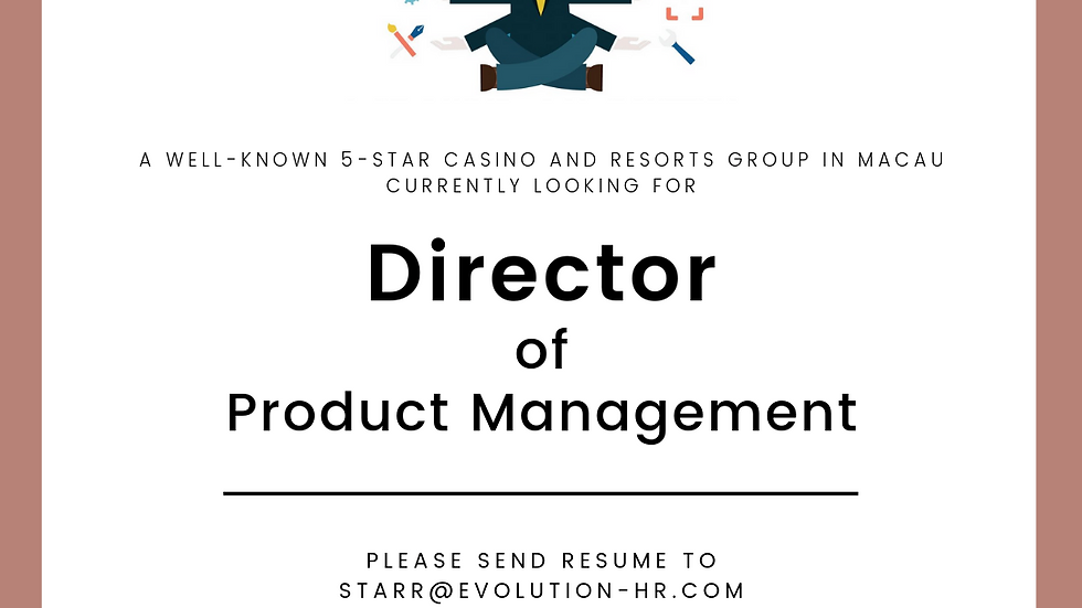 Director of Product Management