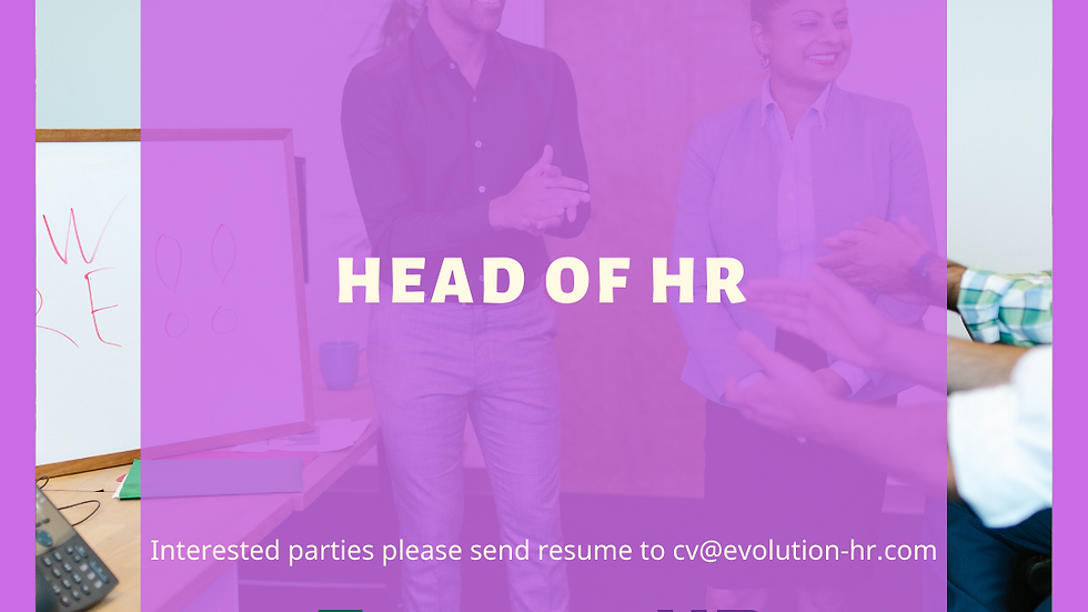 Head of HR