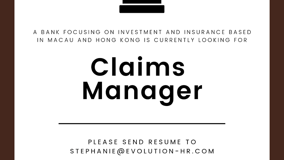 Claims Manager