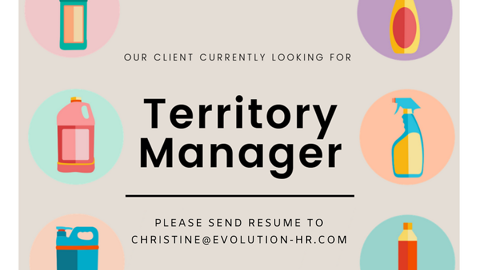 Territory Manager