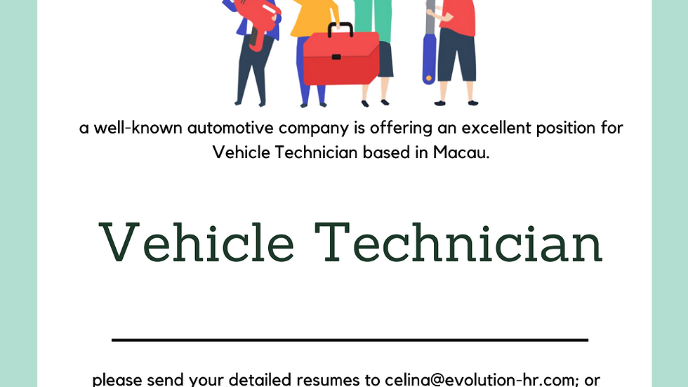 Vehicle Technician