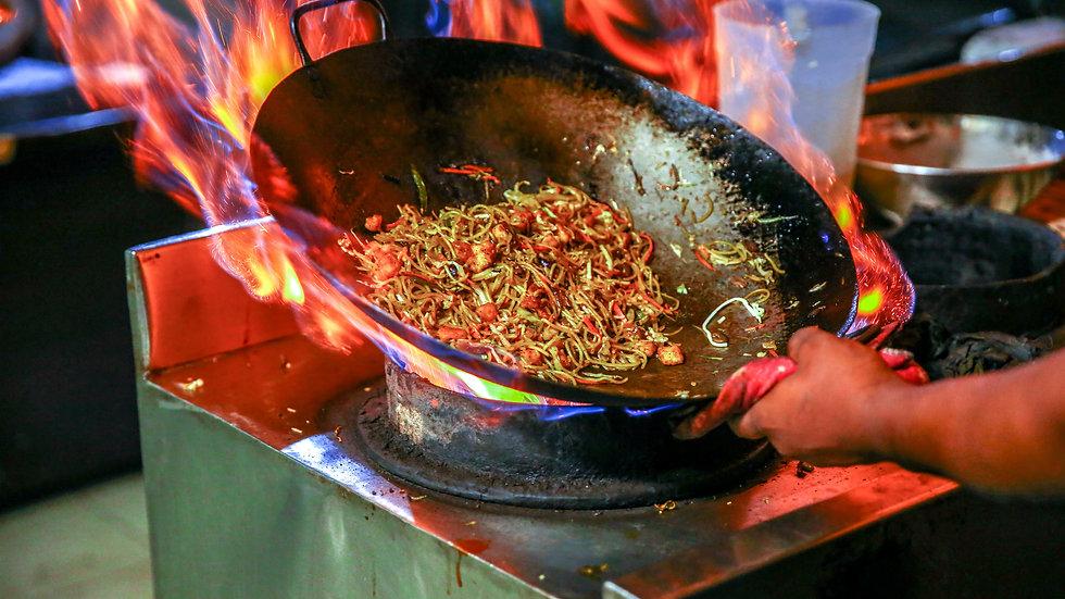 Cook 厨師(港式茶餐廳)