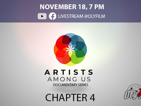 Artists Among Us (Documentary Series) - Chapter 4