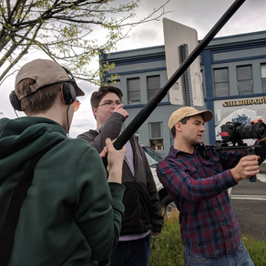 Olympia Film Collective Seeking New Voices