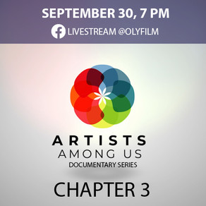Artists Among Us (Documentary Series) - Chapter 3