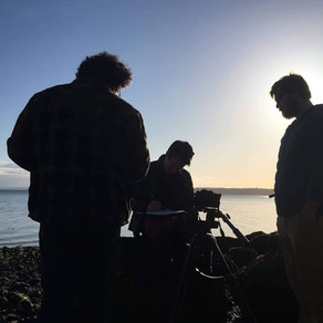 Olympia Film Collective takes on challenge to make a film that's a tweet, not a novel.