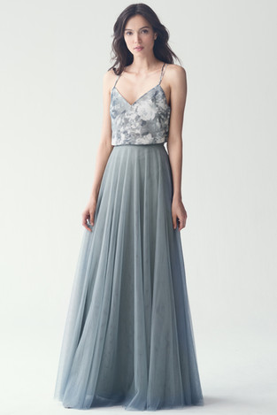 Designer: Jenny Yoo Collection Comes in a variety of colours