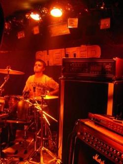 Drums @ Shelter
