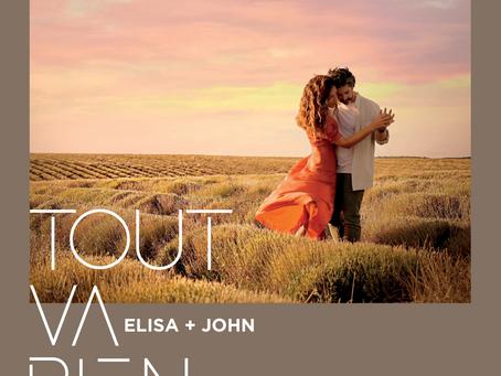 Elisa Tovati et John Mamann : un duo good vibes only !