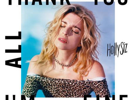 Thank you all I'm fine d' HollySiz
