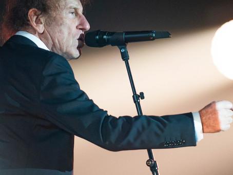 Alain Souchon au COSEC des Mureaux