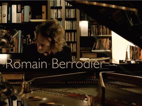 "Romain Berrodier - ""Up There"""