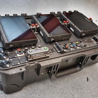 Custom made and designed recorder box system