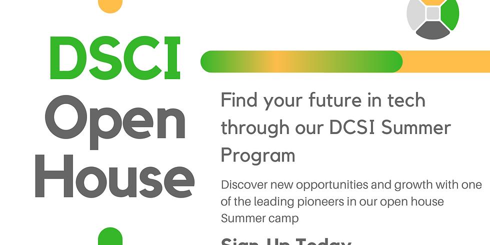 DSCI Open House