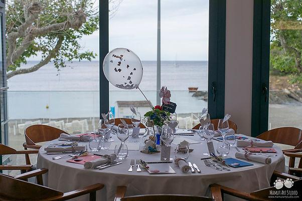 Hotel Banyuls-sur-Mer, restaurante