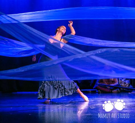 Ayni, espectáculo de danza