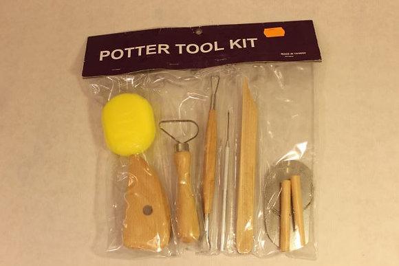 Töpfer Werkzeugset
