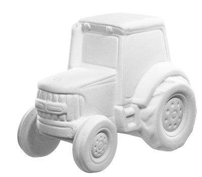 Traktor Spardose