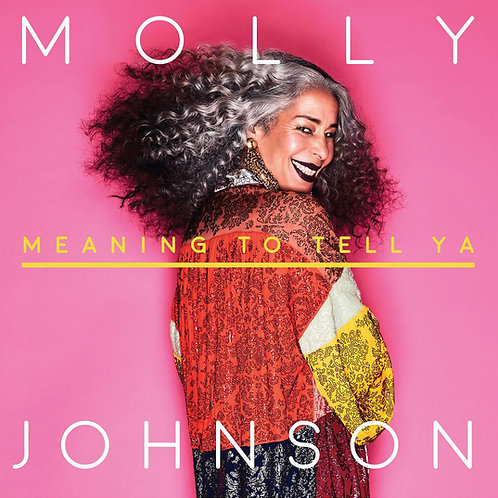 'Meaning To Tell Ya' CD