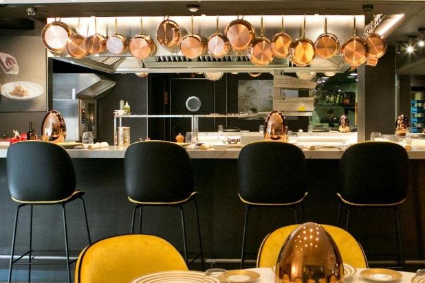 Caelis Restaurant (photo courtesy of Ohla Barcelona)