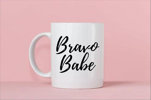 Bravo Babe Mug