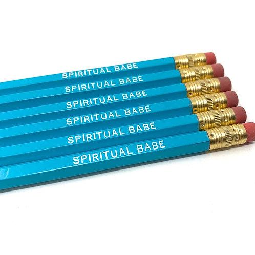 Spiritual Babe Pencils