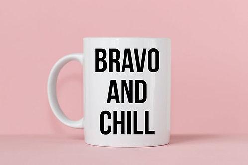 Bravo & Chill Mug