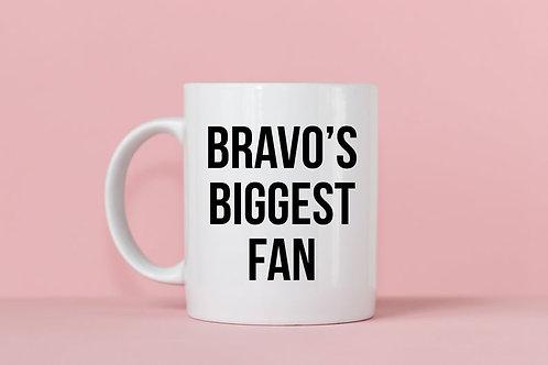 Bravo's Biggest Fan Mug