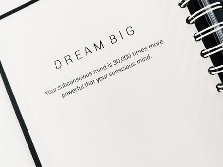How a dream journal improves mental health.