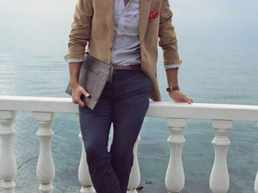 6 Men's Outfits for a Summer Night Out