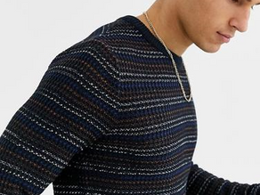 The Most Stylish Men's Christmas Jumpers